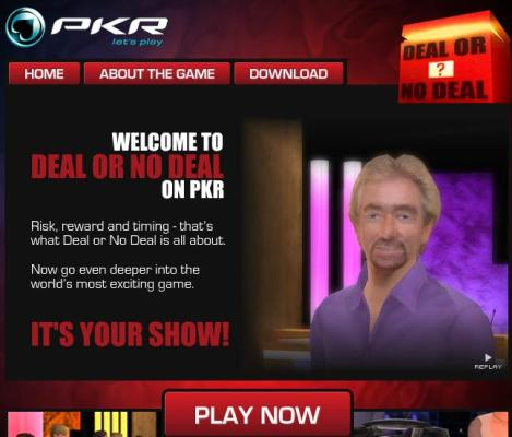 Deal Or No Deal Home Game